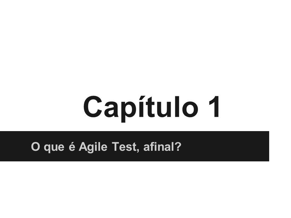 O que é Agile Test, afinal
