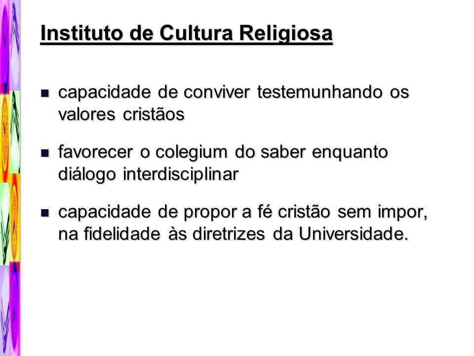 Instituto de Cultura Religiosa