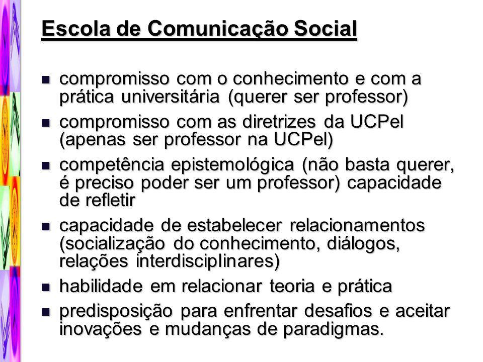 Escola de Comunicação Social