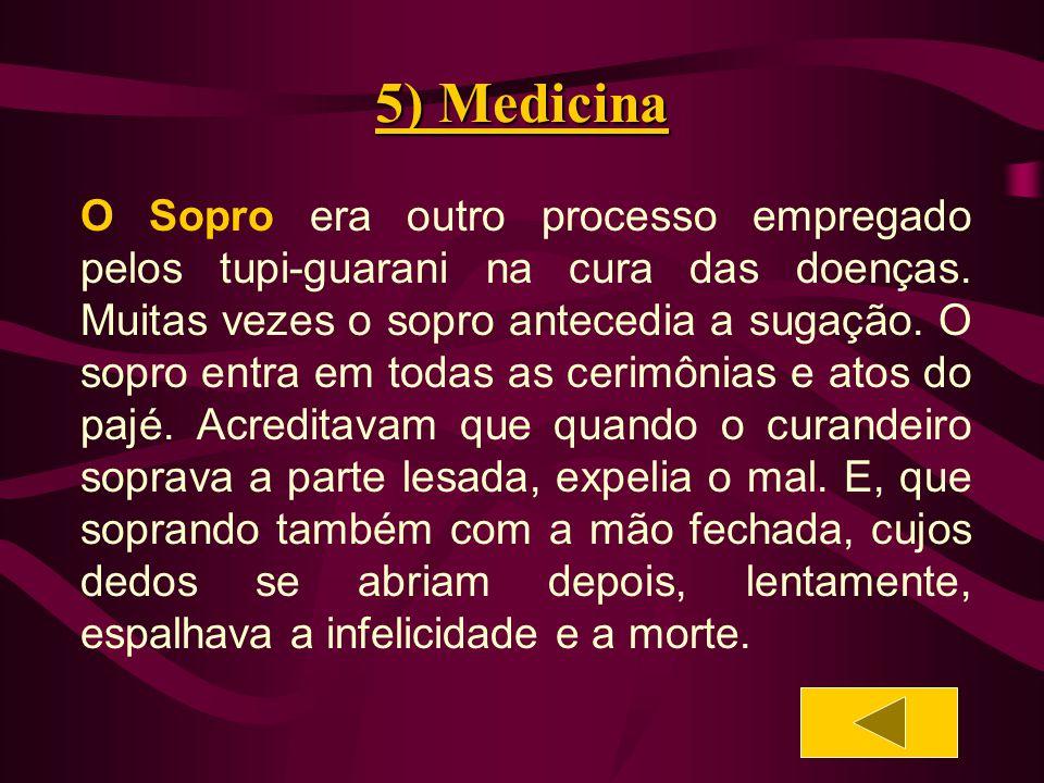 5) Medicina