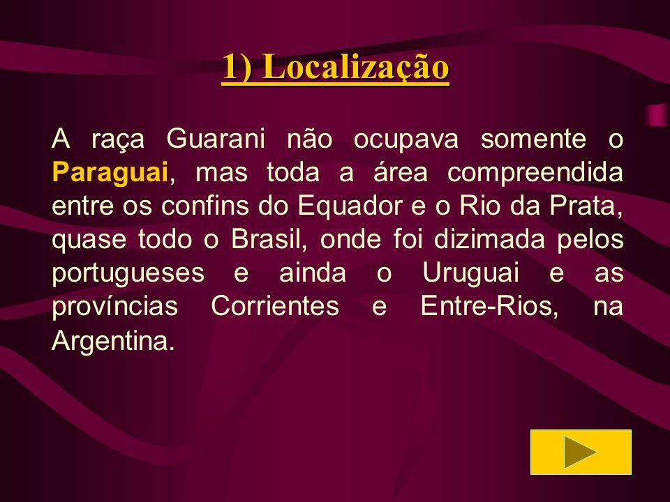 1) Localização