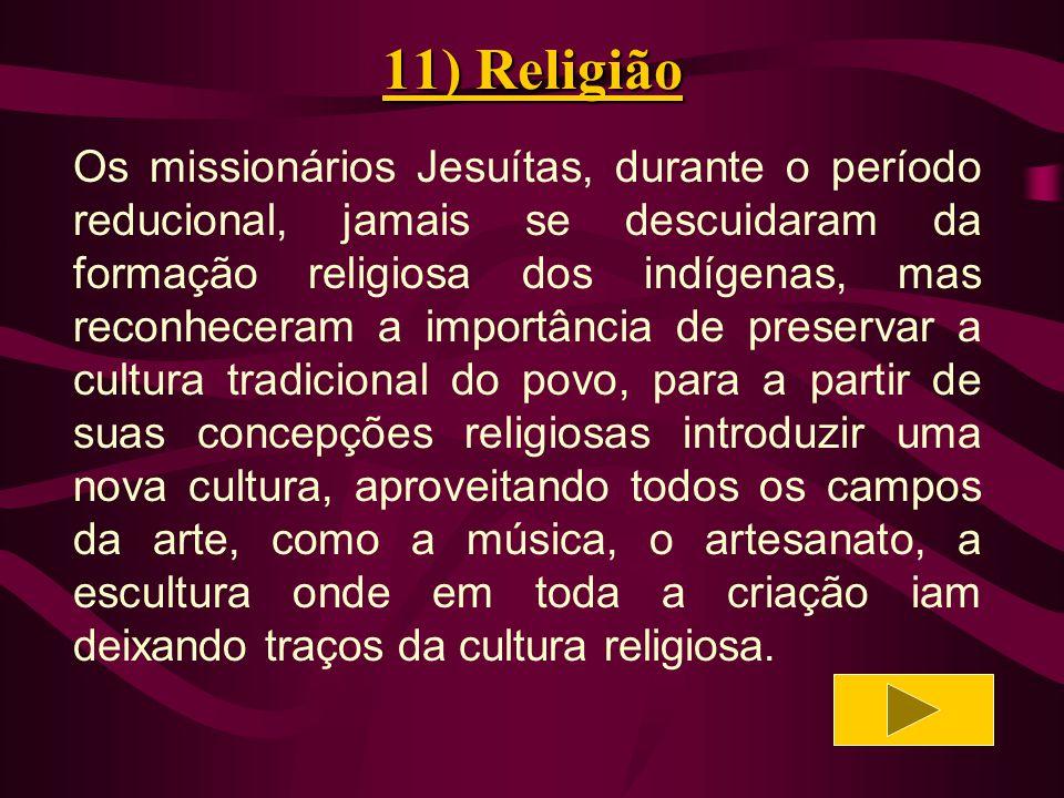 11) Religião