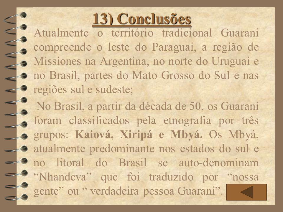 13) Conclusões