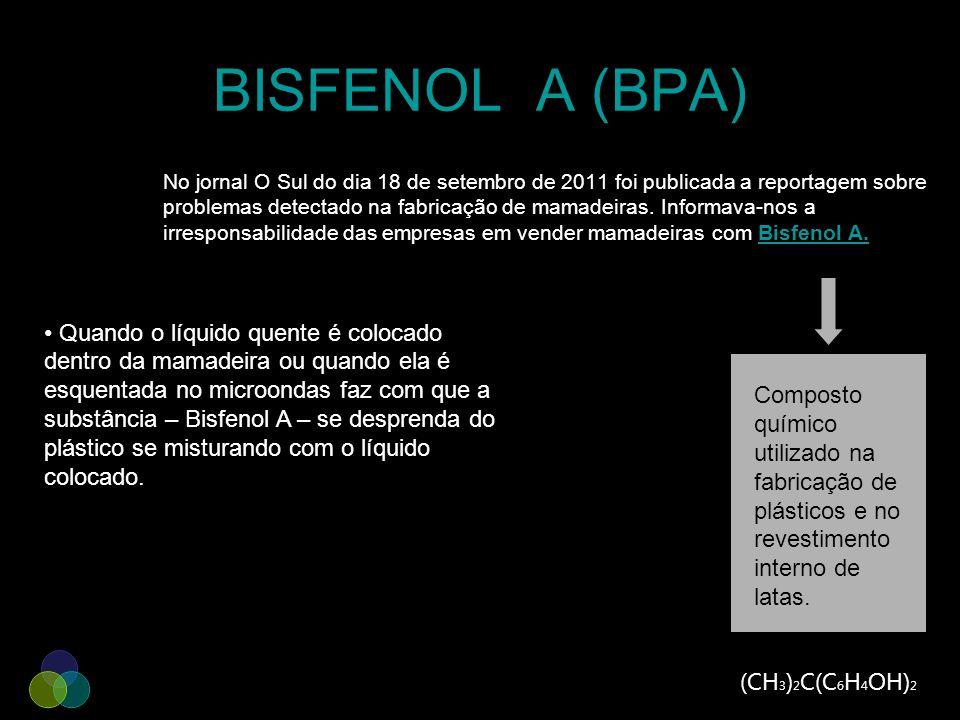 BISFENOL A (BPA)