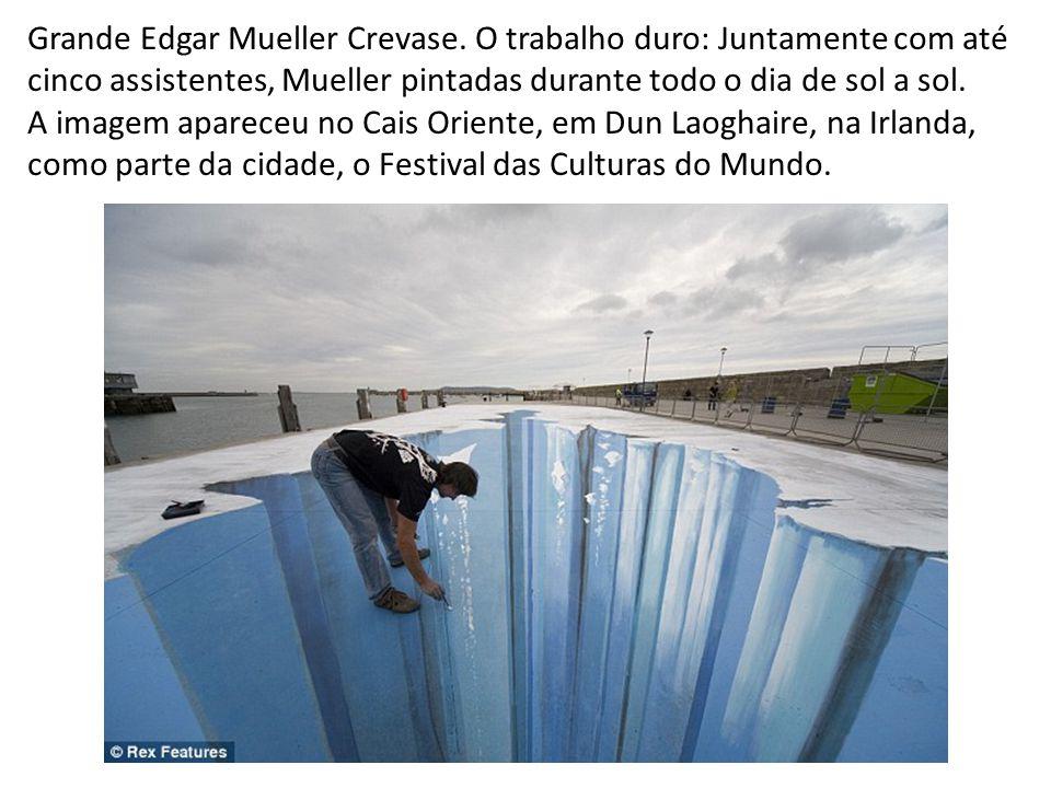 Grande Edgar Mueller Crevase