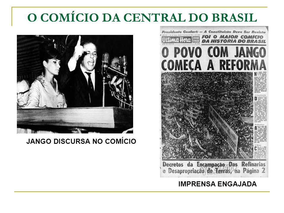 O COMÍCIO DA CENTRAL DO BRASIL