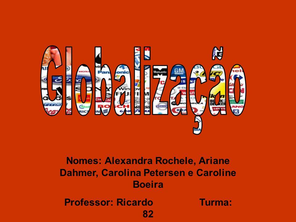 Professor: Ricardo Turma: 82