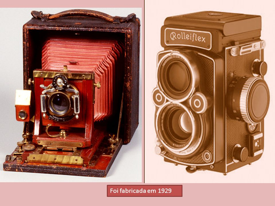 Foi fabricada em 1929