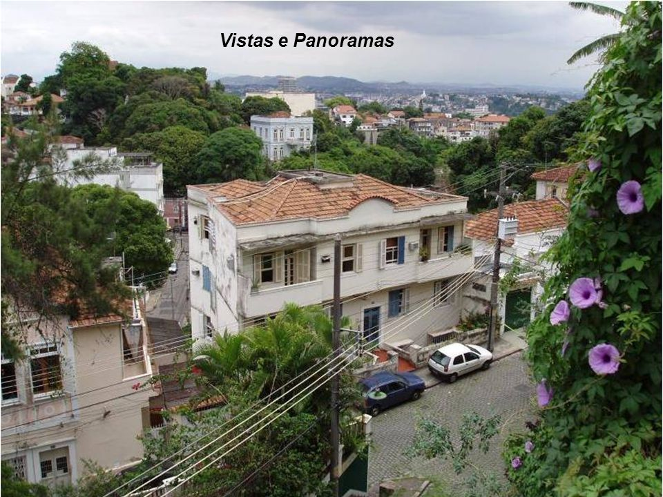 Vistas e Panoramas
