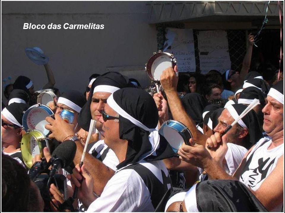 Bloco das Carmelitas