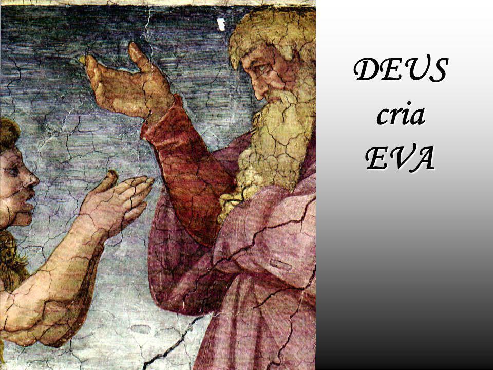 DEUS cria EVA