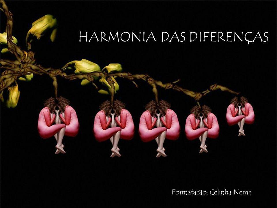 HARMONIA DAS DIFERENÇAS