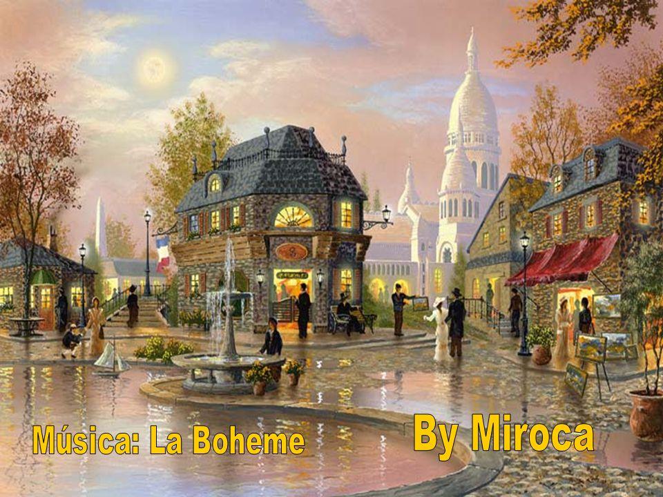 By Miroca Música: La Boheme