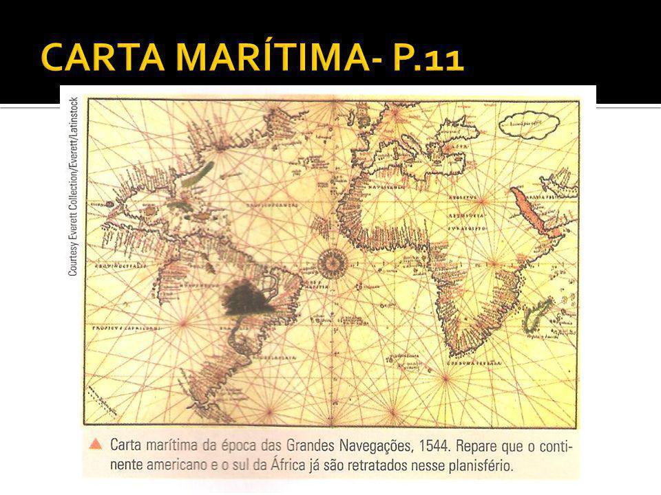 CARTA MARÍTIMA- P.11