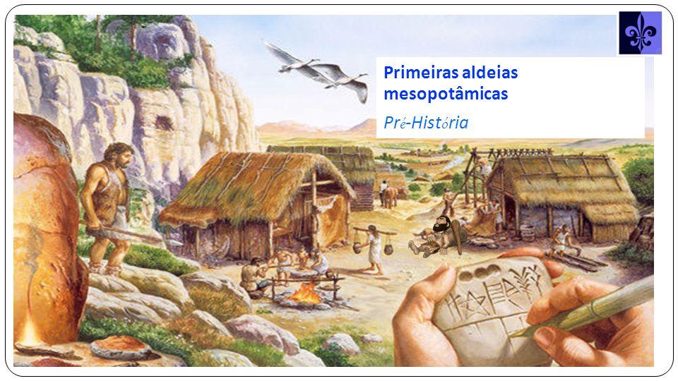 Primeiras aldeias mesopotâmicas