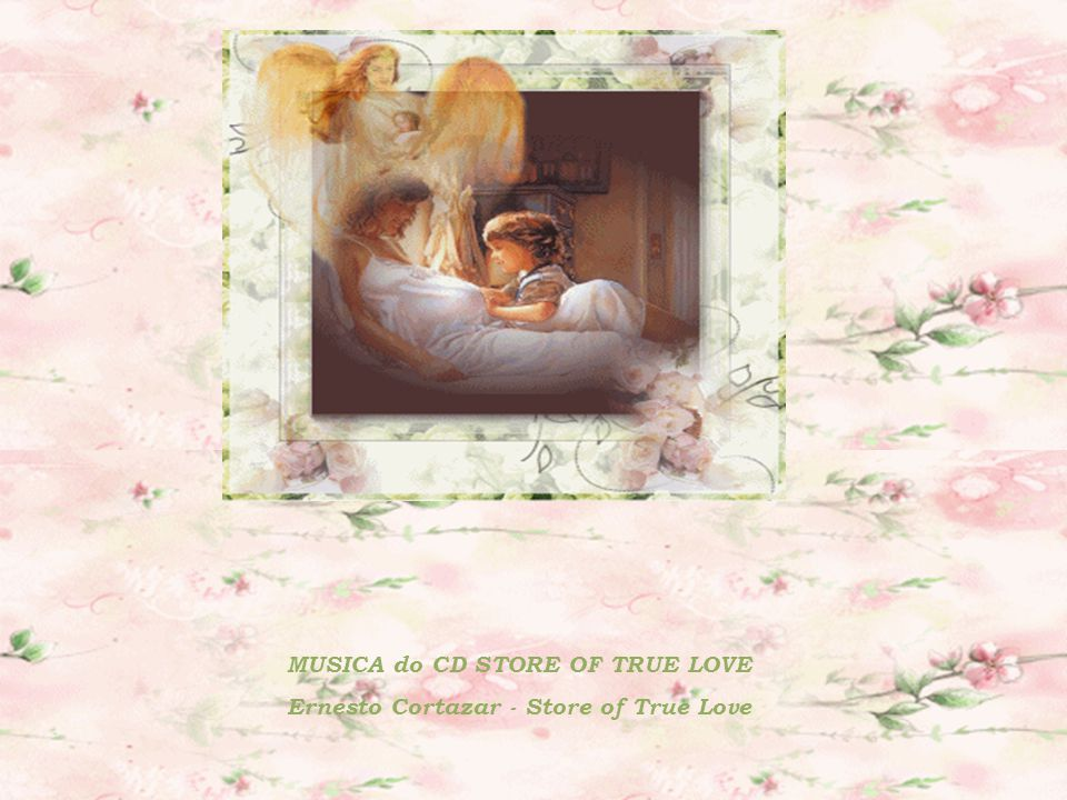 MUSICA do CD STORE OF TRUE LOVE Ernesto Cortazar - Store of True Love