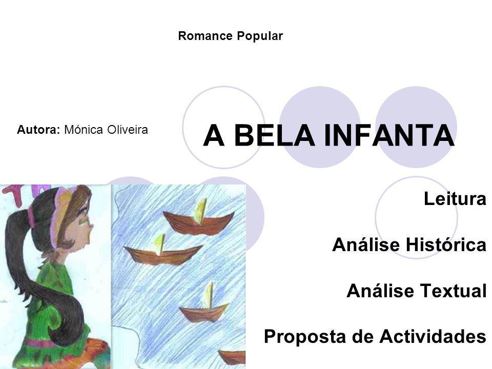Leitura Análise Histórica Análise Textual Proposta de Actividades