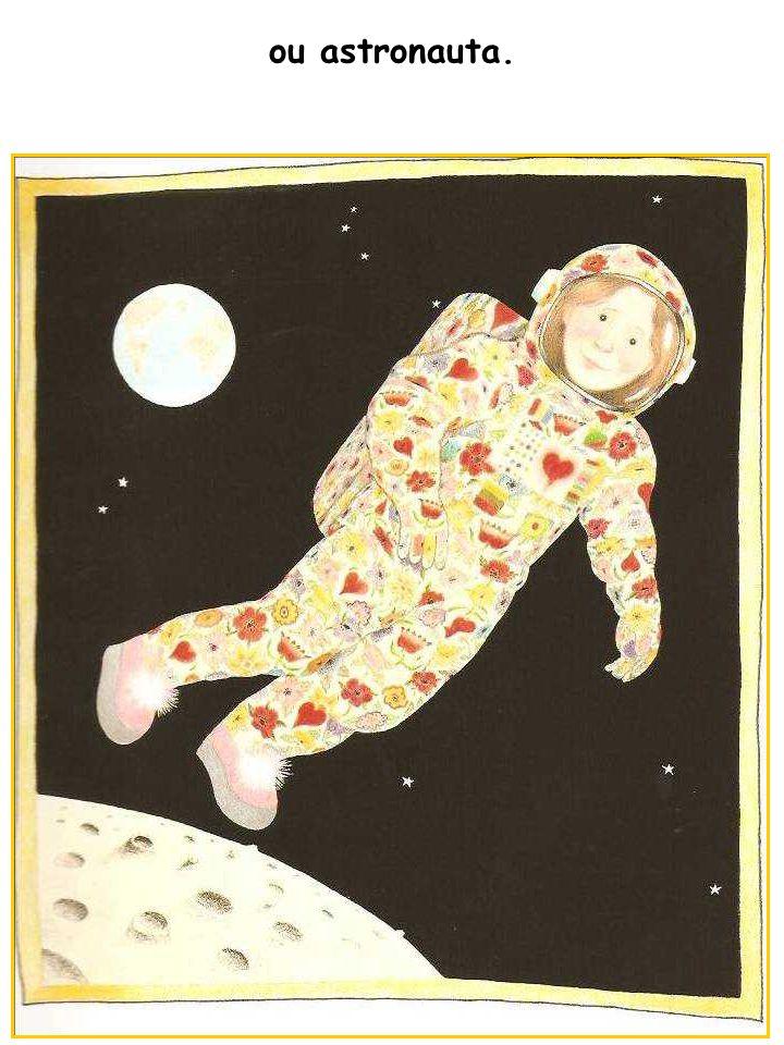 ou astronauta.