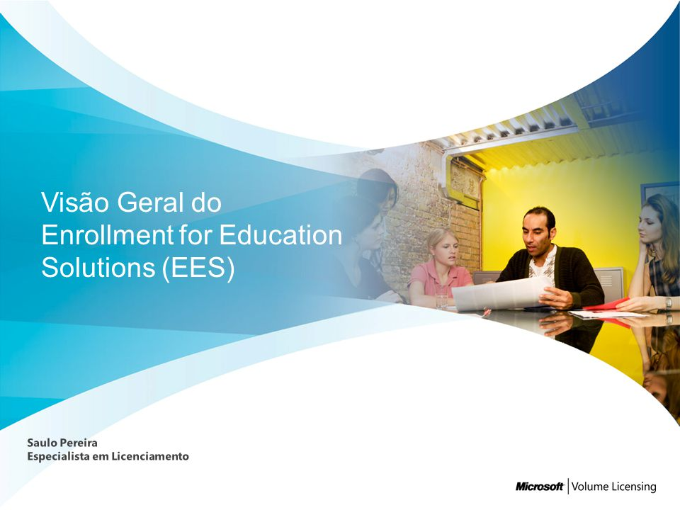 Visão Geral do Enrollment for Education Solutions (EES)