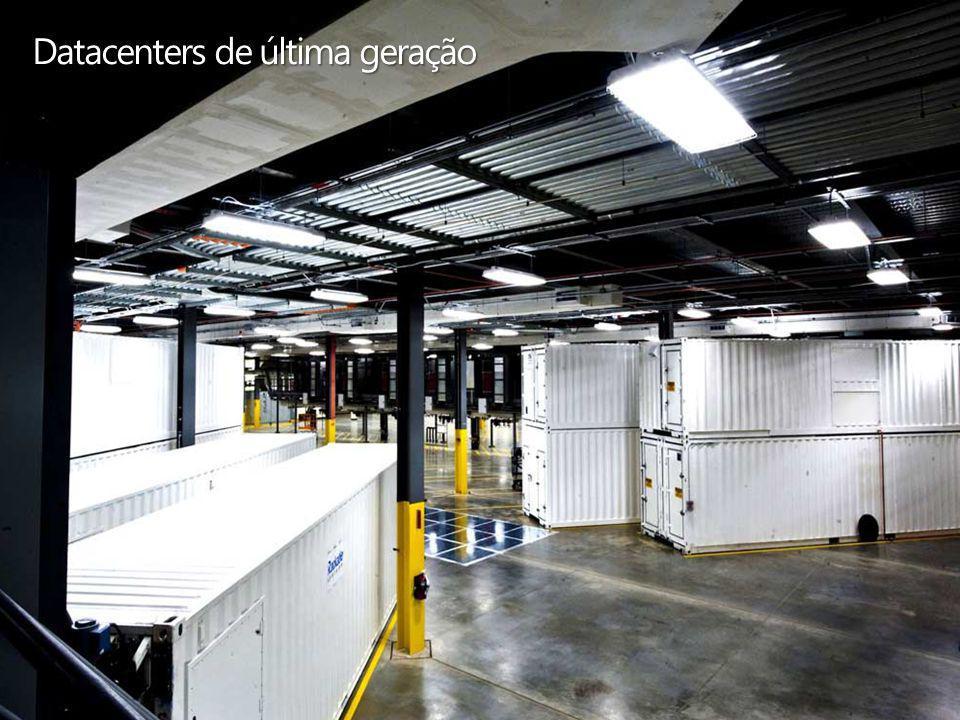 Datacenters de última geração