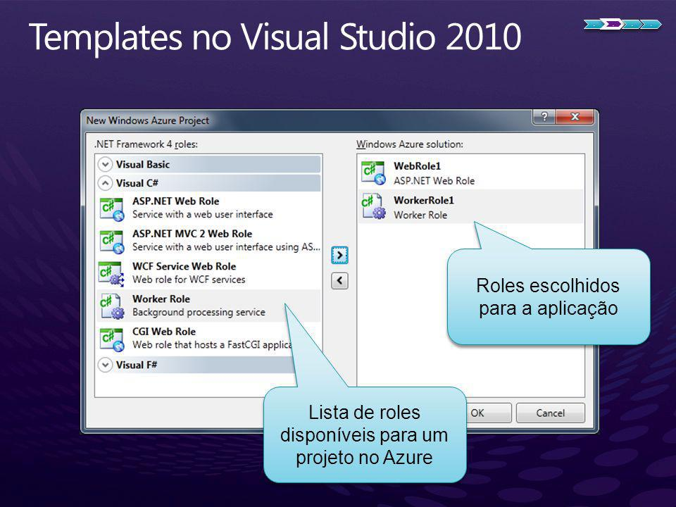 Templates no Visual Studio 2010