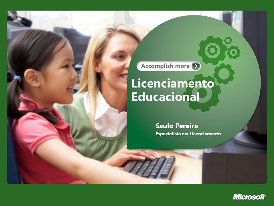 Licenciamento Educacional