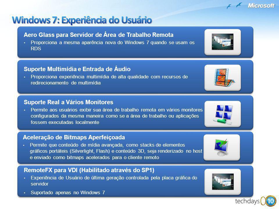 Windows 7: Experiência do Usuário