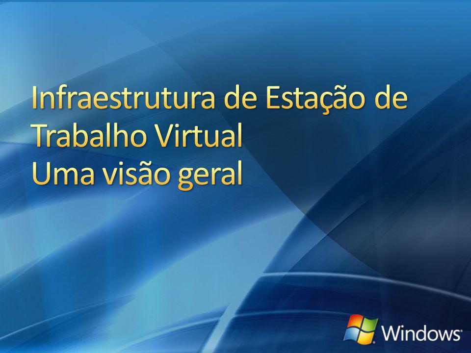 Infraestrutura de Estação de Trabalho Virtual Uma visão geral