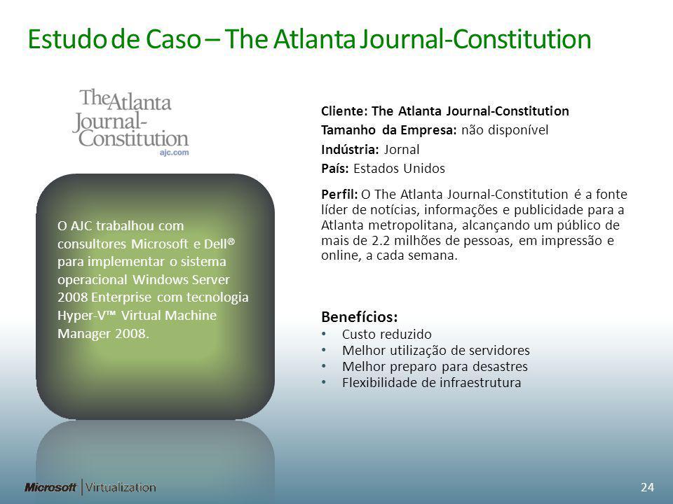 Estudo de Caso – The Atlanta Journal-Constitution