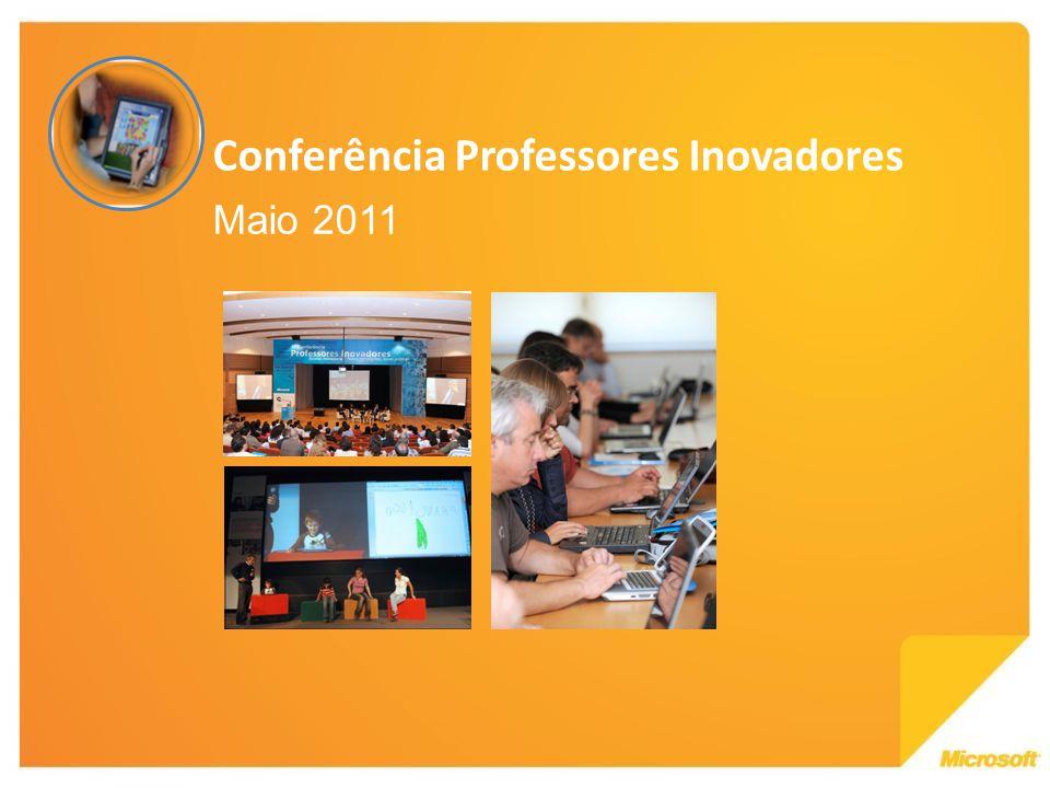 Conferência Professores Inovadores