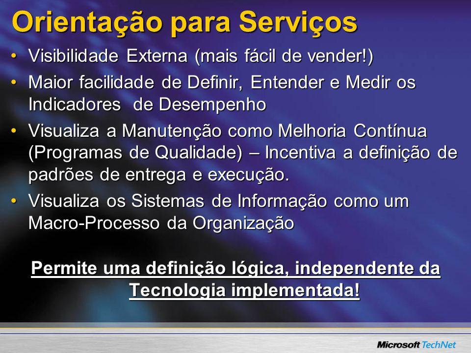Orientação para Serviços