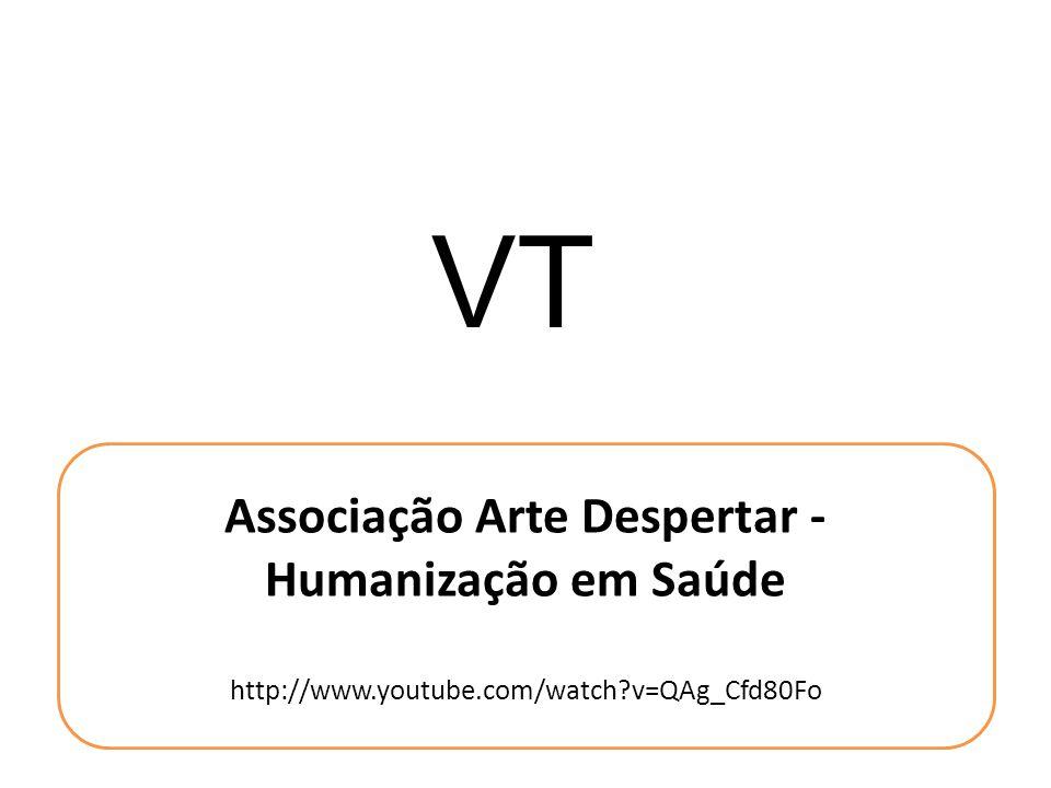 Associação Arte Despertar - Humanização em Saúde