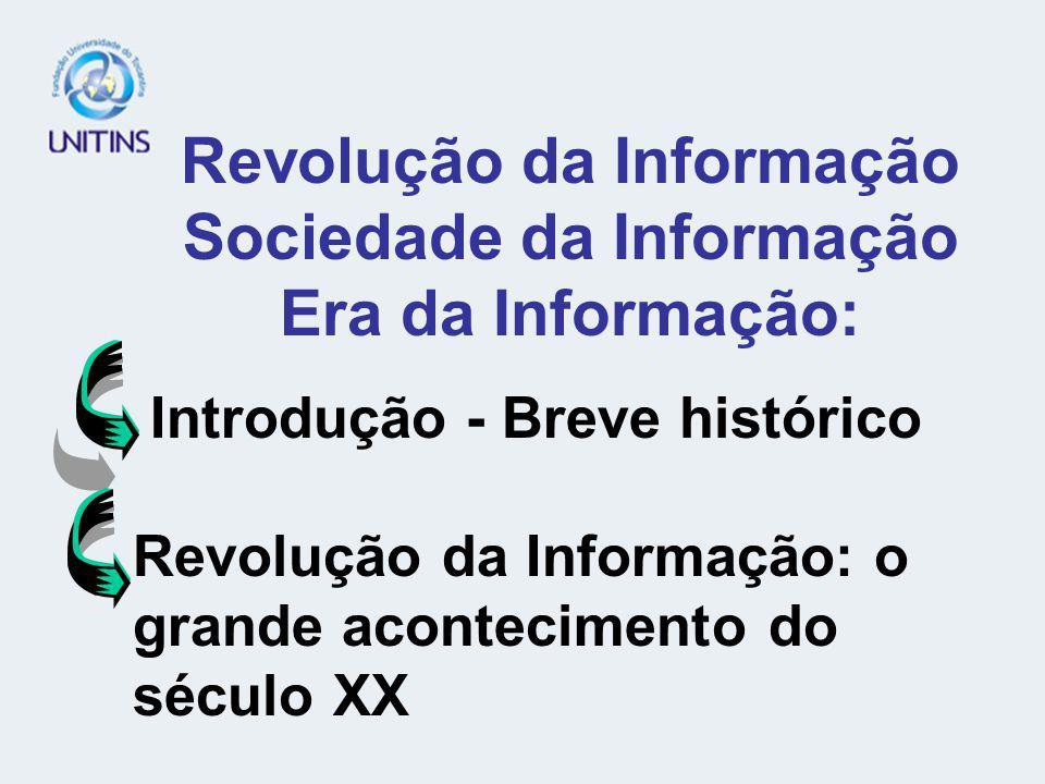 Introdução - Breve histórico