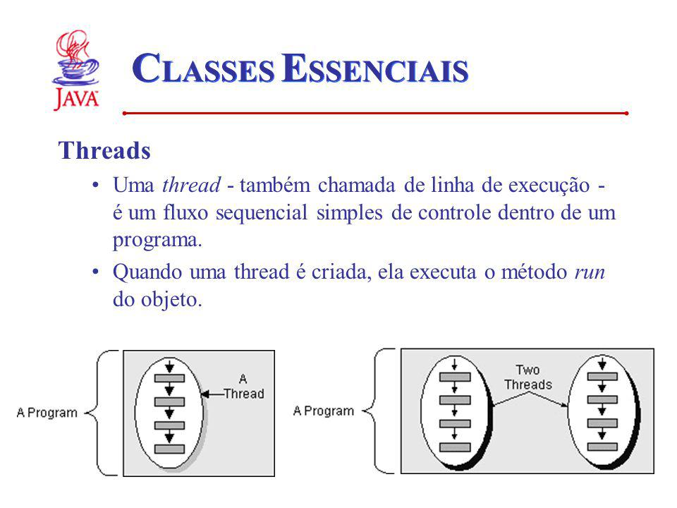 CLASSES ESSENCIAIS Threads
