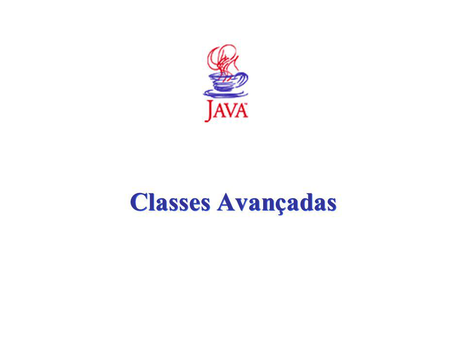 Classes Avançadas