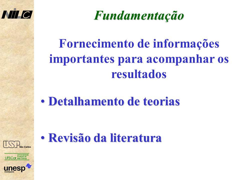 Fornecimento de informações importantes para acompanhar os resultados