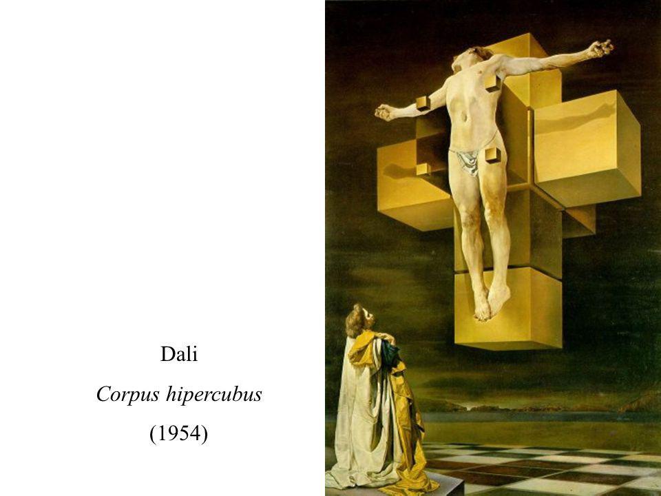 Dali Corpus hipercubus (1954)