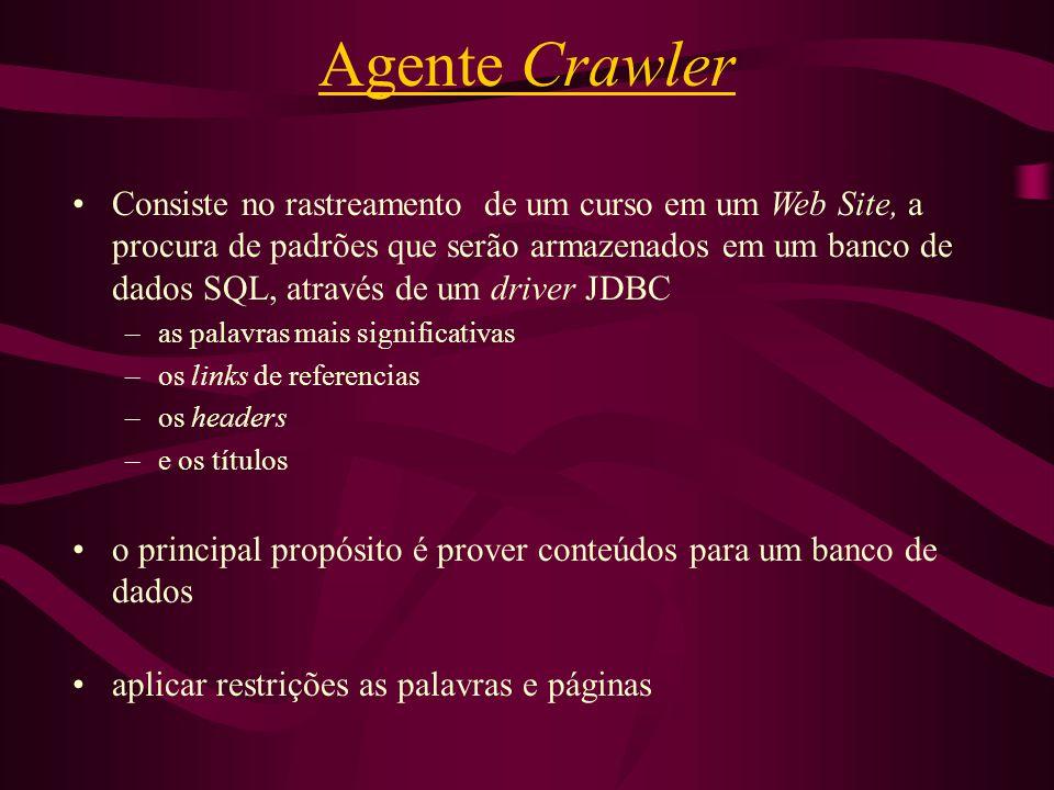 Agente Crawler