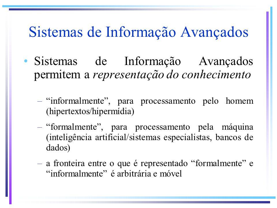 Sistemas de Informação Avançados