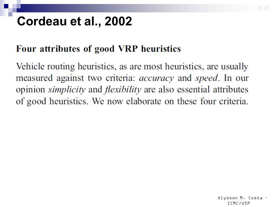 4 mar 2009 . 11:37 Cordeau et al., 2002