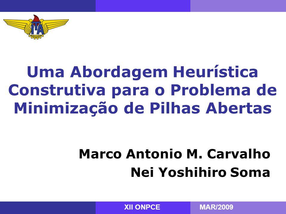Marco Antonio M. Carvalho Nei Yoshihiro Soma