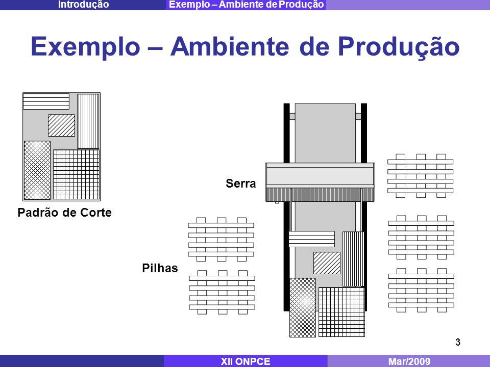 Exemplo – Ambiente de Produção