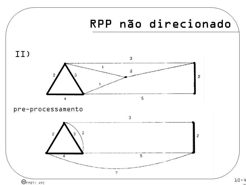 RPP não direcionado II) pre-processamento 10:43 19 mar 2009.