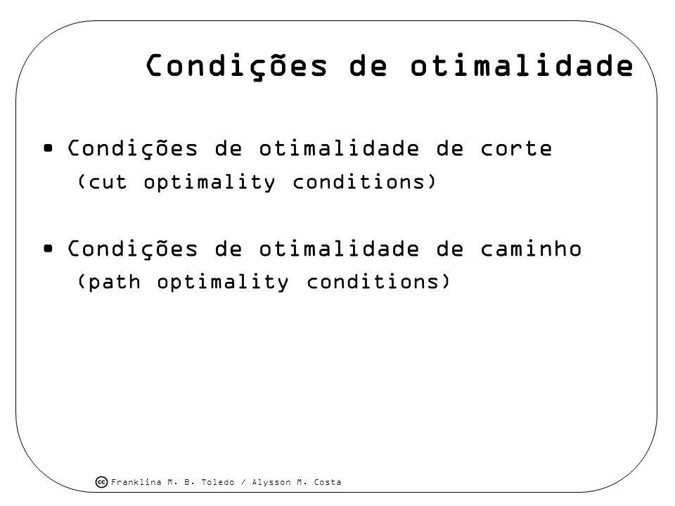 Condições de otimalidade