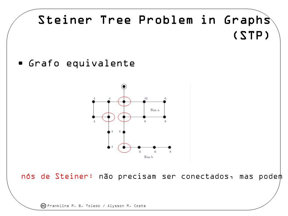 Steiner Tree Problem in Graphs (STP)