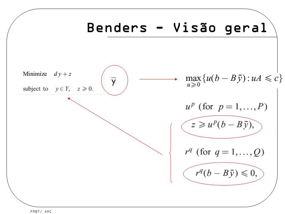 Benders - Visão geral y