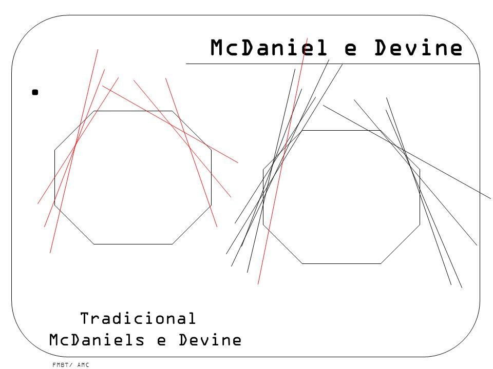 McDaniel e Devine Tradicional McDaniels e Devine