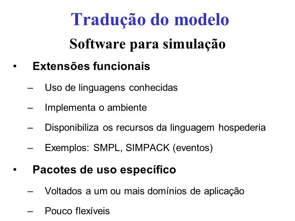 Software para simulação