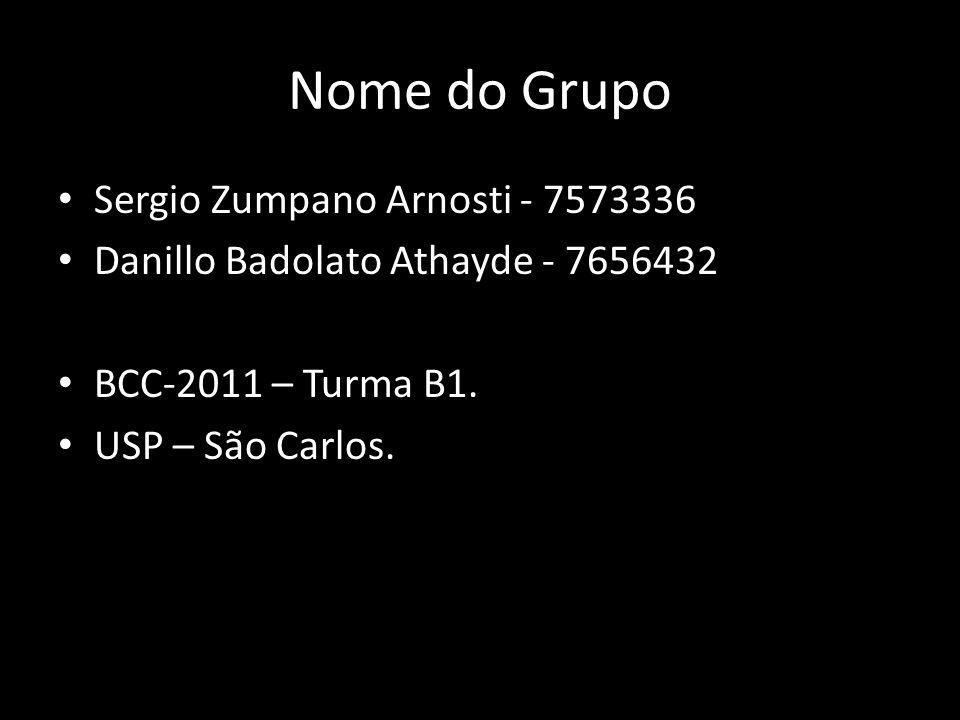 Nome do Grupo Sergio Zumpano Arnosti - 7573336