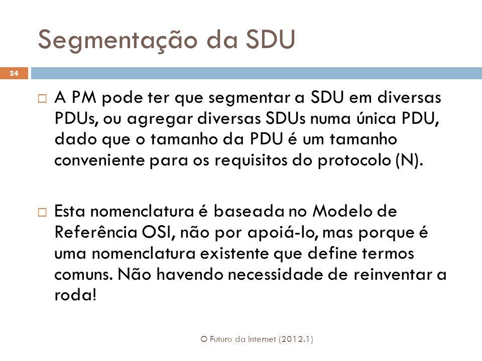 Segmentação da SDU